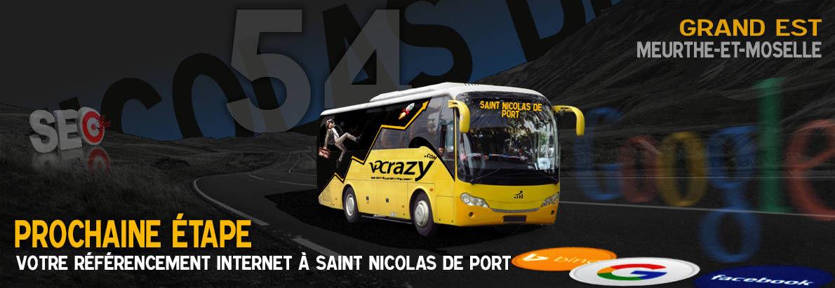 Agence SEO Google Saint-Nicolas-de-Port