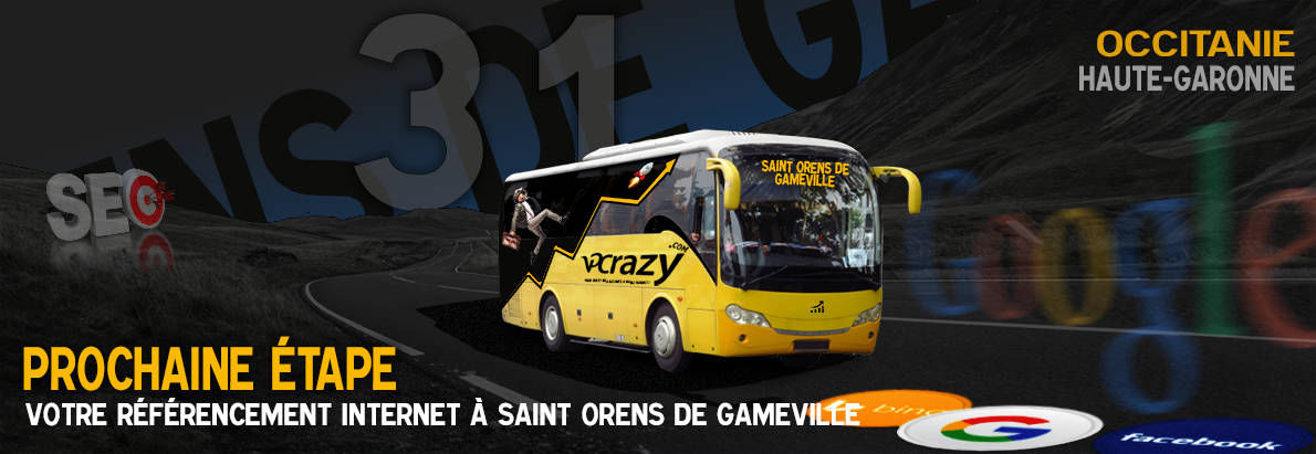 Agence SEO Google Saint-Orens-de-Gameville