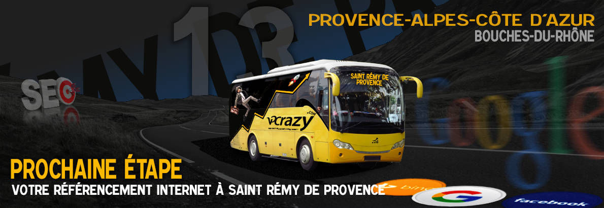 Agence SEO Google Saint-Rémy-de-Provence