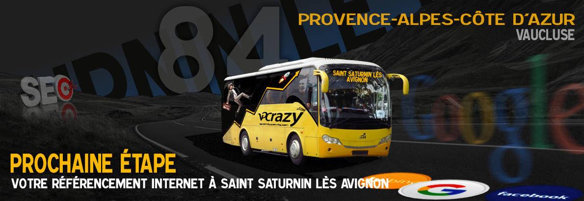 Agence SEO Google Saint-Saturnin-lès-Avignon