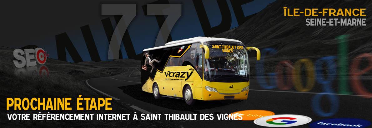 Agence SEO Google Saint-Thibault-des-Vignes