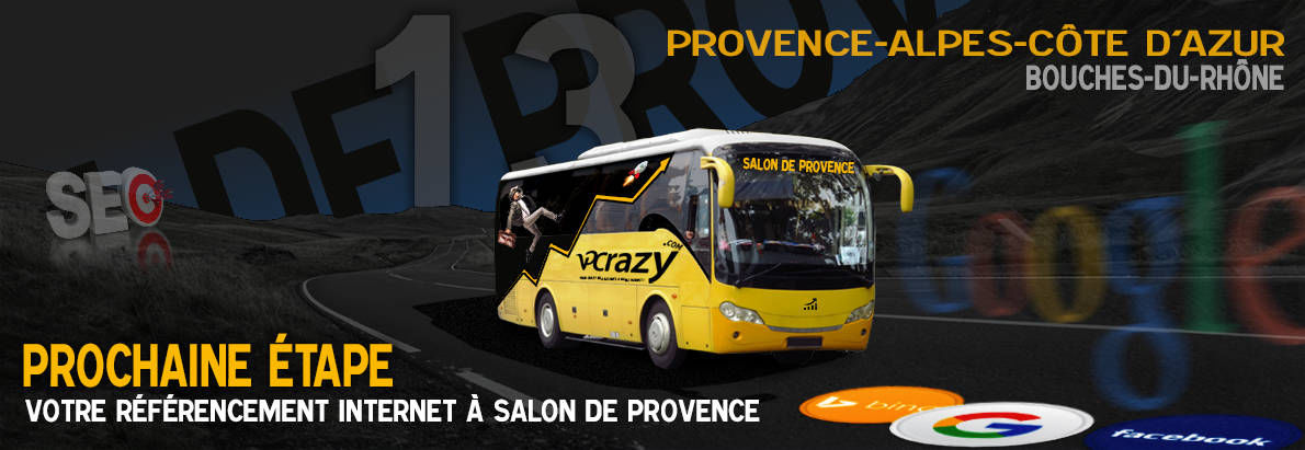 Agence SEO Google Salon-de-Provence