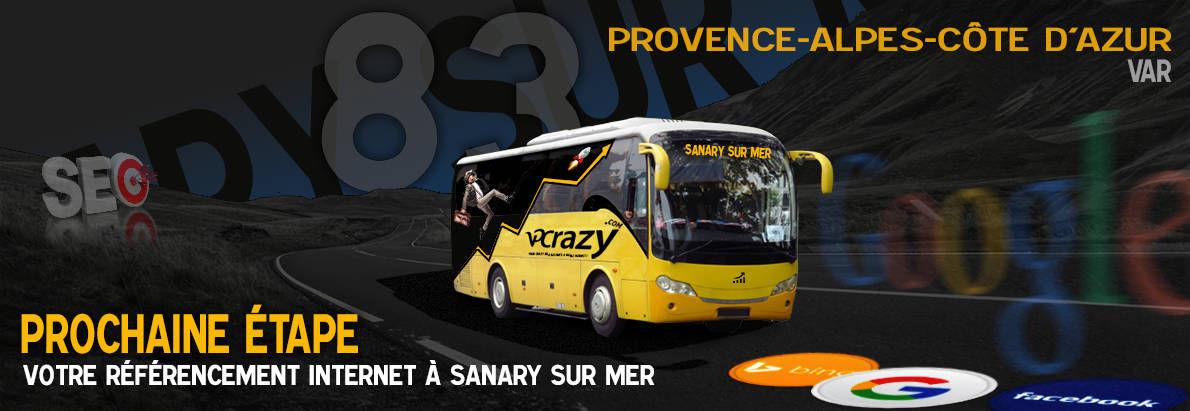 Agence SEO Google Sanary-sur-Mer