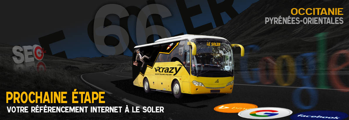 Agence SEO Google Le Soler
