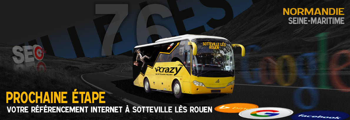 Agence SEO Google Sotteville-lès-Rouen