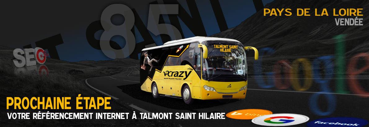 Agence SEO Google Talmont-Saint-Hilaire