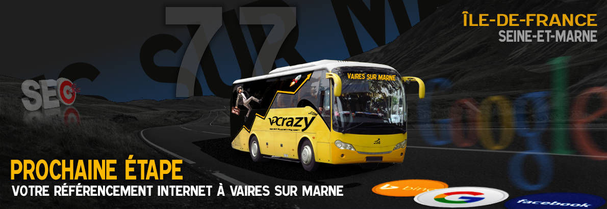 Agence SEO Google Vaires-sur-Marne