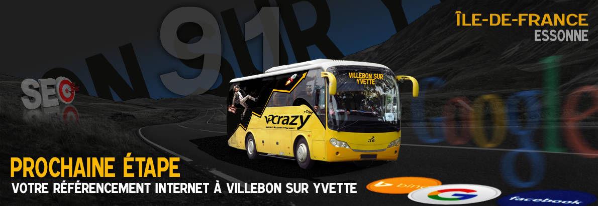 Agence SEO Google Villebon-sur-Yvette
