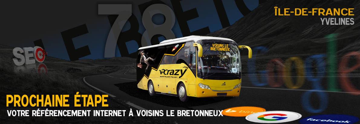 Agence SEO Google Voisins-le-Bretonneux