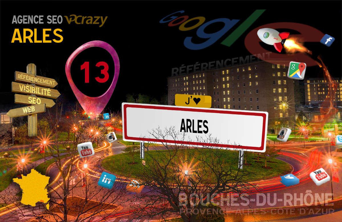 Référencement Internet Arles