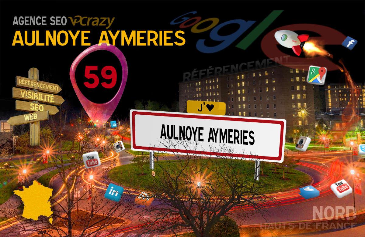 Référencement Internet Aulnoye-Aymeries