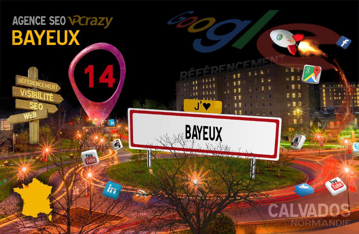 Référencement Internet Bayeux