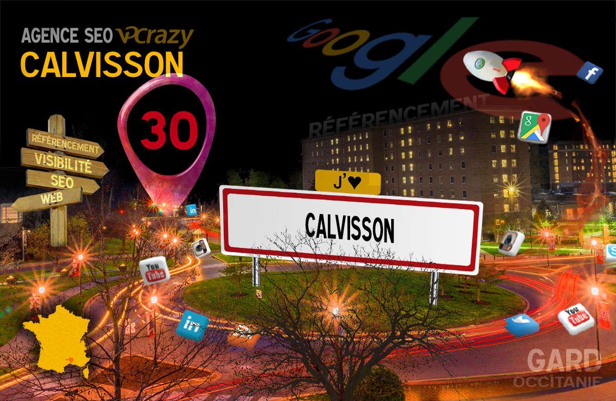 Référencement Internet Calvisson