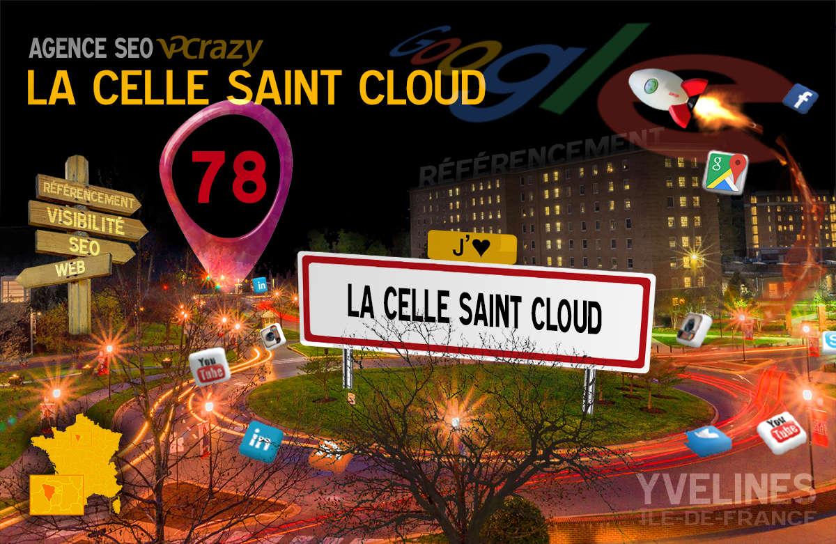 Référencement Internet La Celle-Saint-Cloud