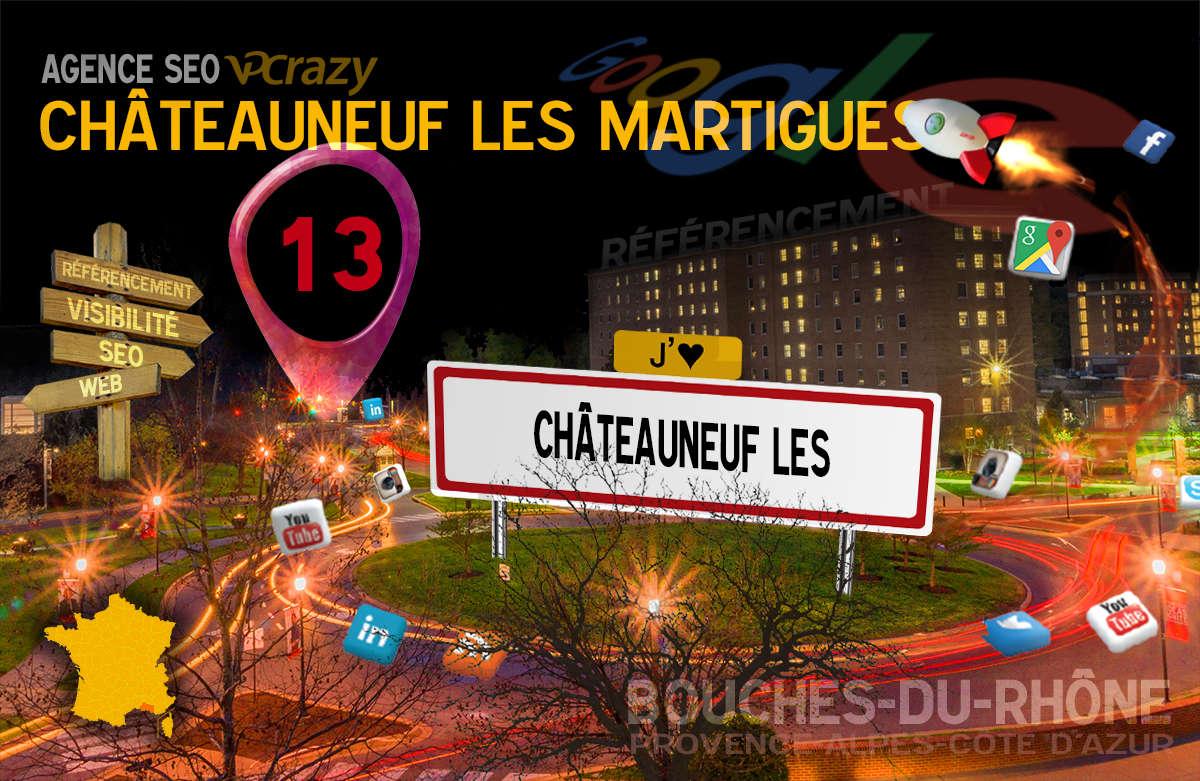 Référencement Internet Châteauneuf-les-Martigues