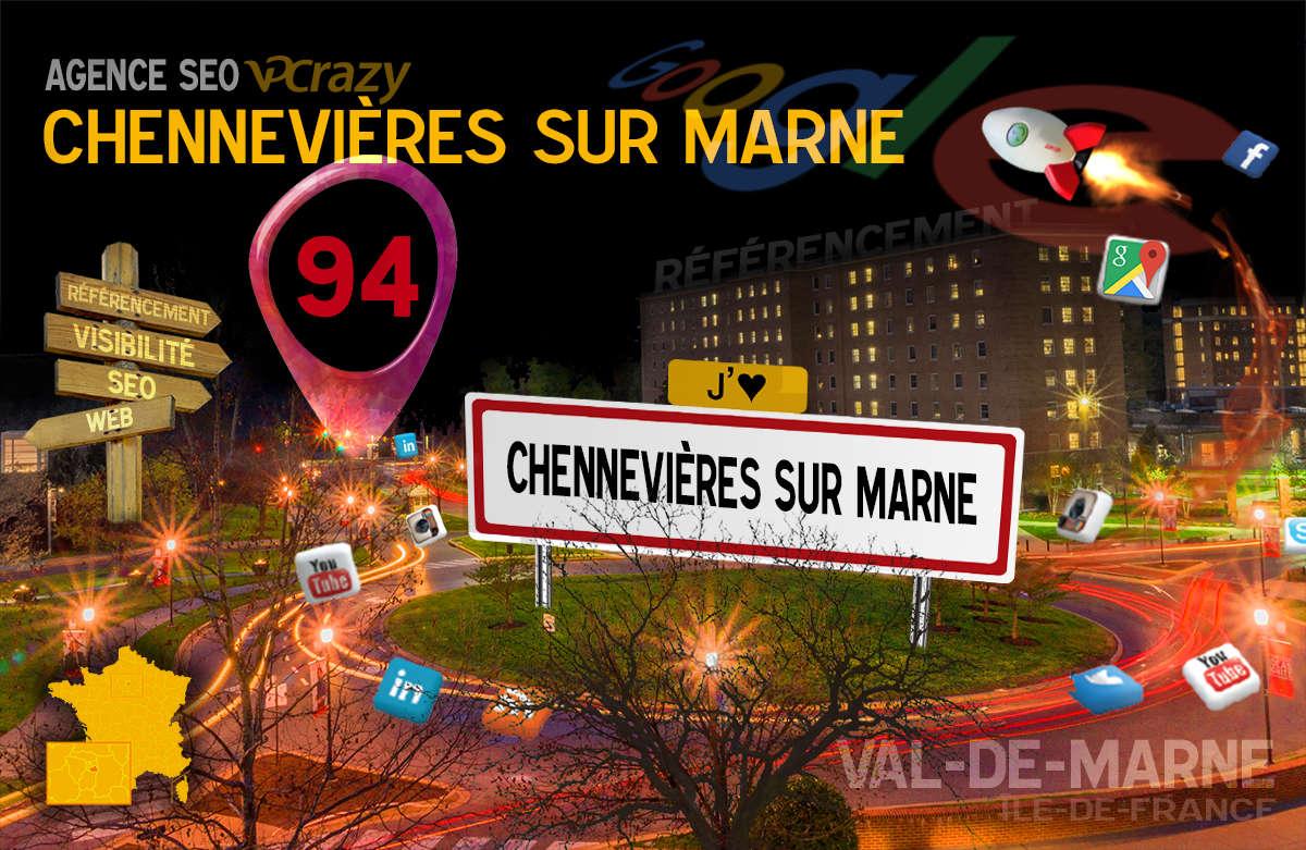 Référencement Internet Chennevières-sur-Marne