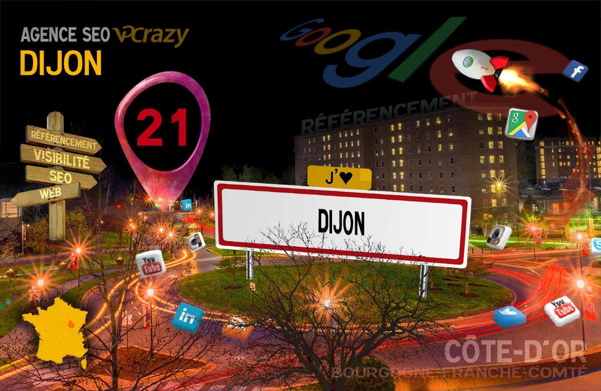 Référencement Internet Dijon