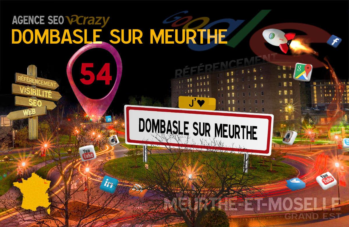 Référencement Internet Dombasle-sur-Meurthe