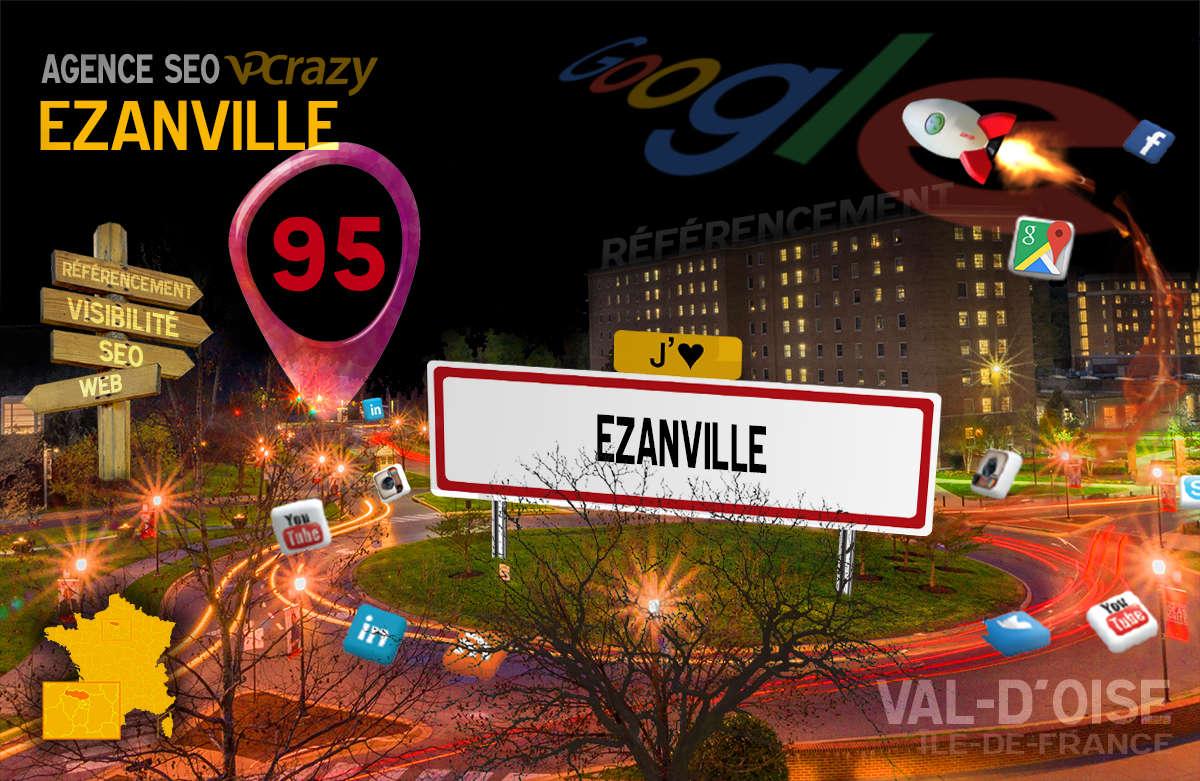 Référencement Internet Ezanville