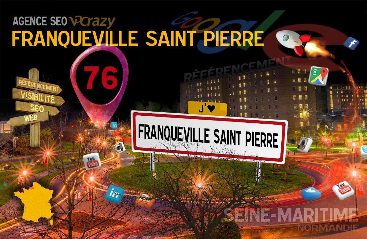 Référencement Internet Franqueville-Saint-Pierre