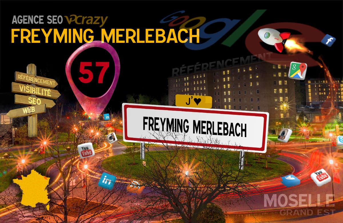 Référencement Internet Freyming-Merlebach