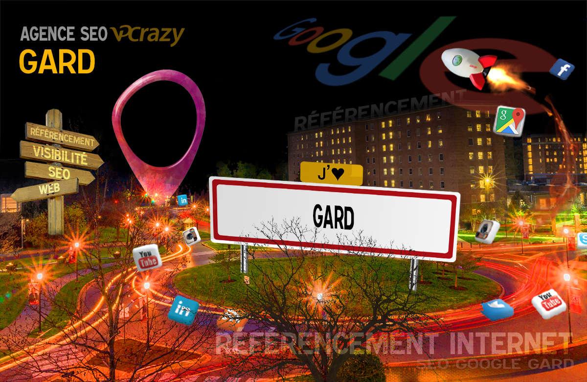 Référencement Internet Gard