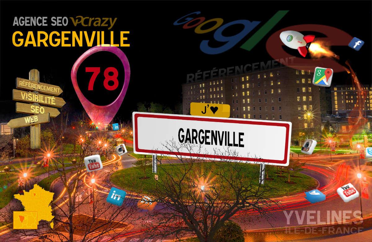 Référencement Internet Gargenville