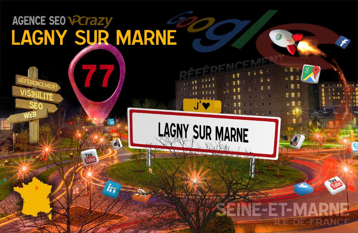 Référencement Internet Lagny-sur-Marne