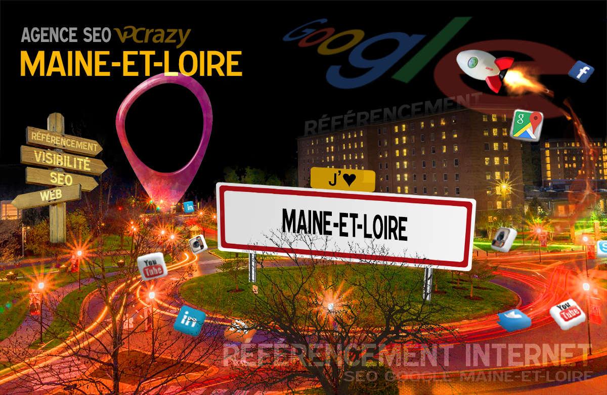 Référencement Internet Maine-et-Loire