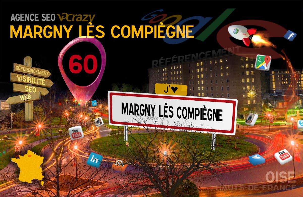 Référencement Internet Margny-lès-Compiègne