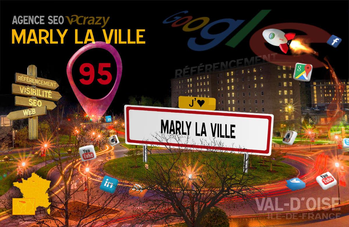 Référencement Internet Marly-la-Ville