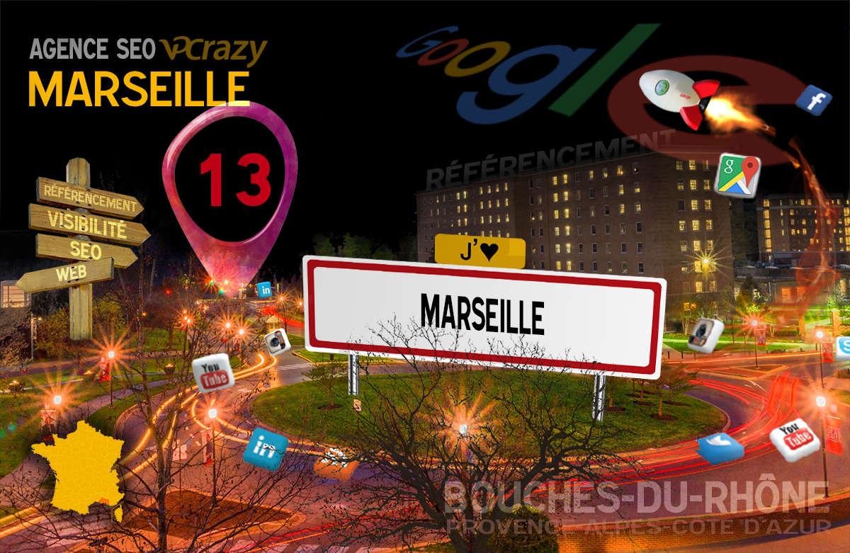 Référencement Internet Marseille
