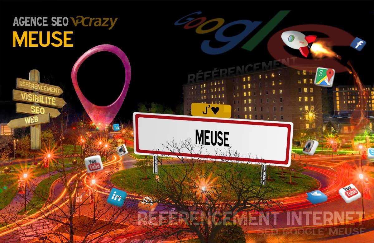 Référencement Internet Meuse