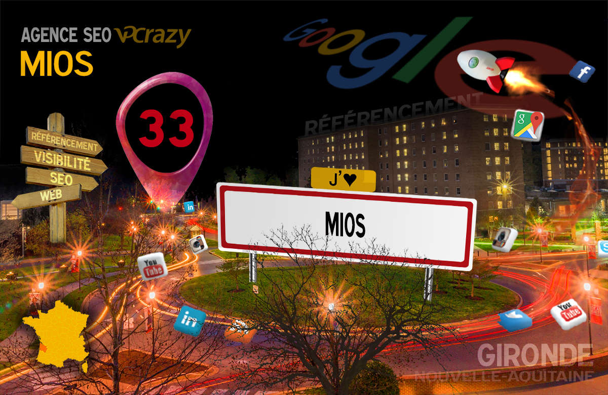 Référencement Internet Mios