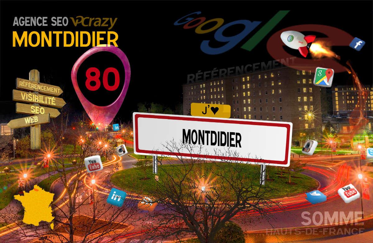 Référencement Internet Montdidier