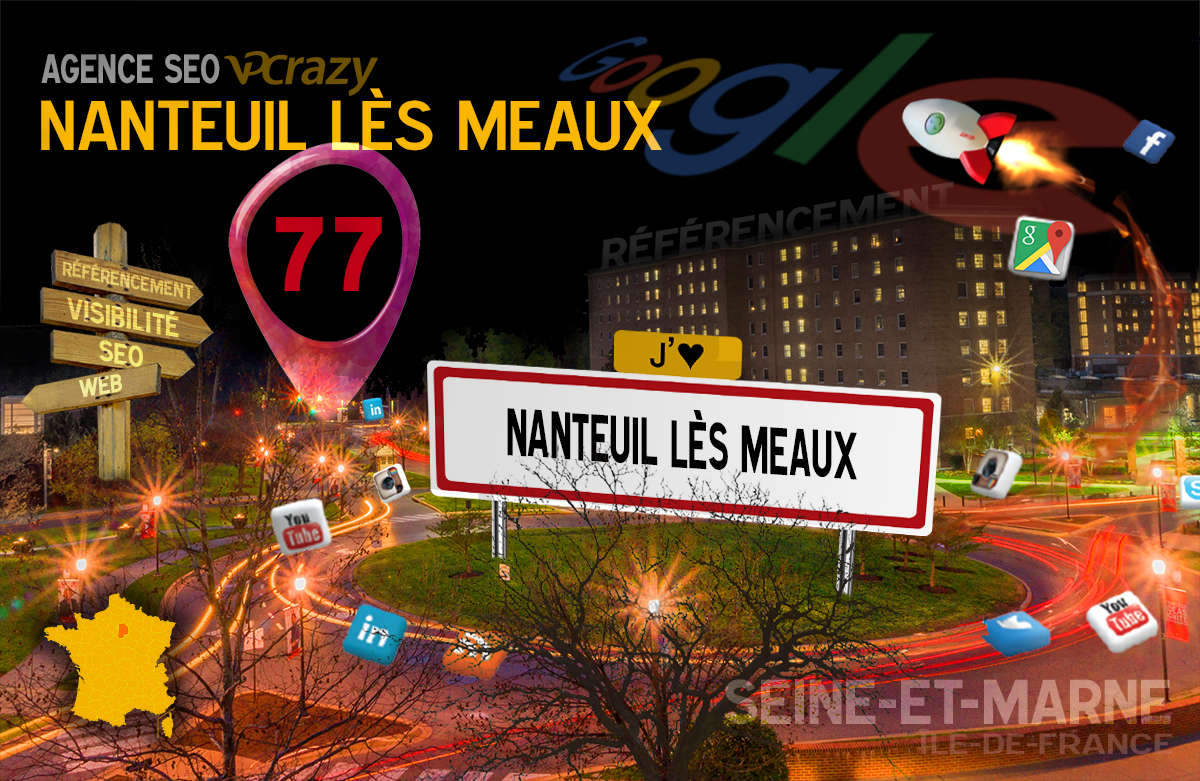 Référencement Internet Nanteuil-lès-Meaux