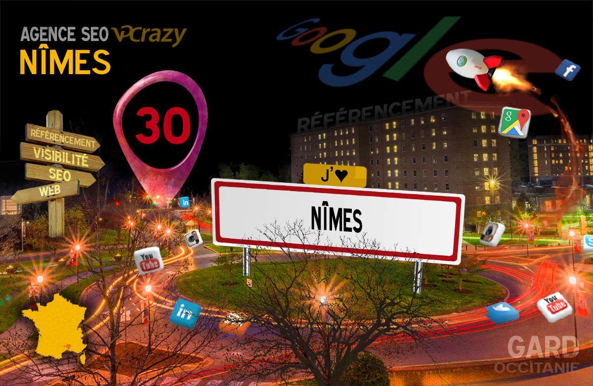 Référencement Internet Nîmes