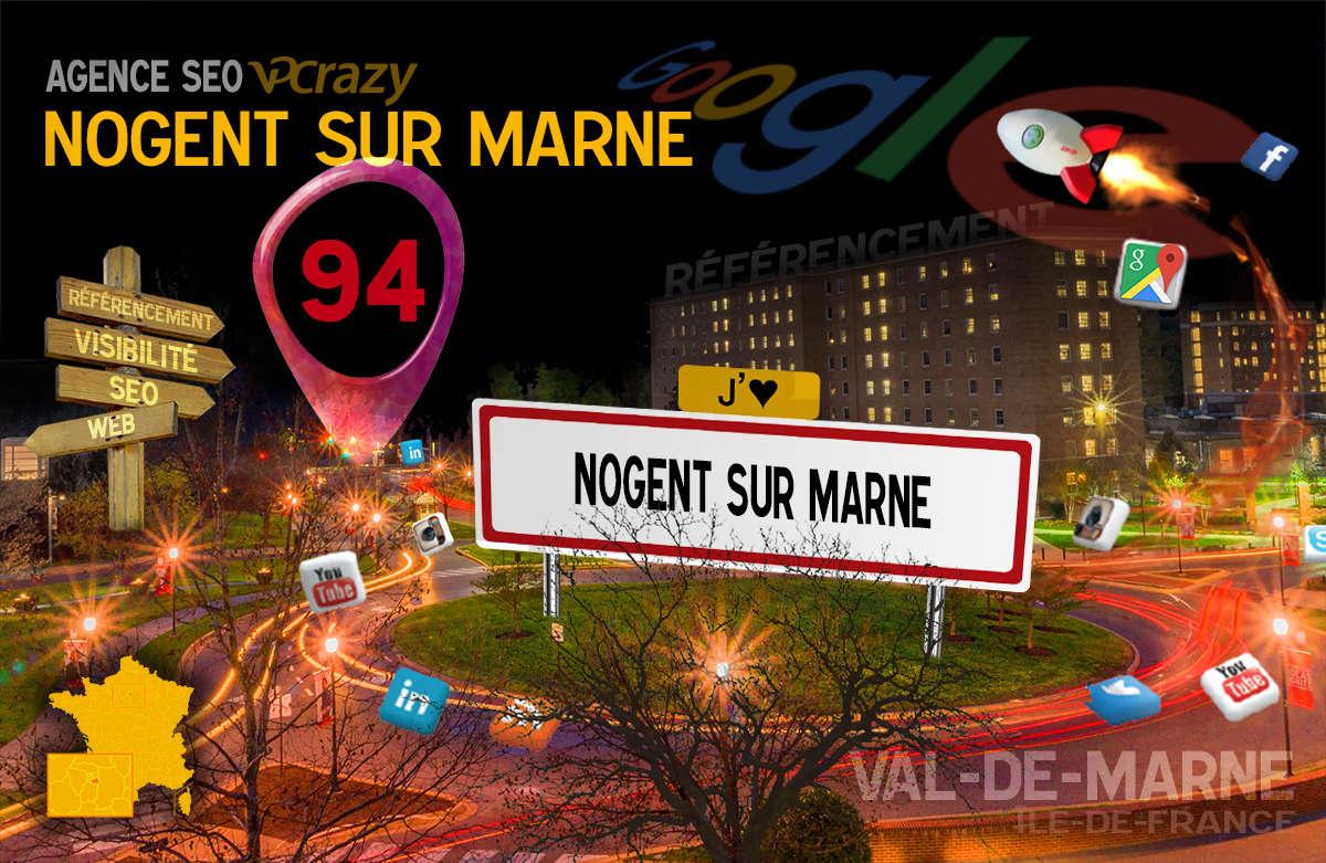 Référencement Internet Nogent-sur-Marne