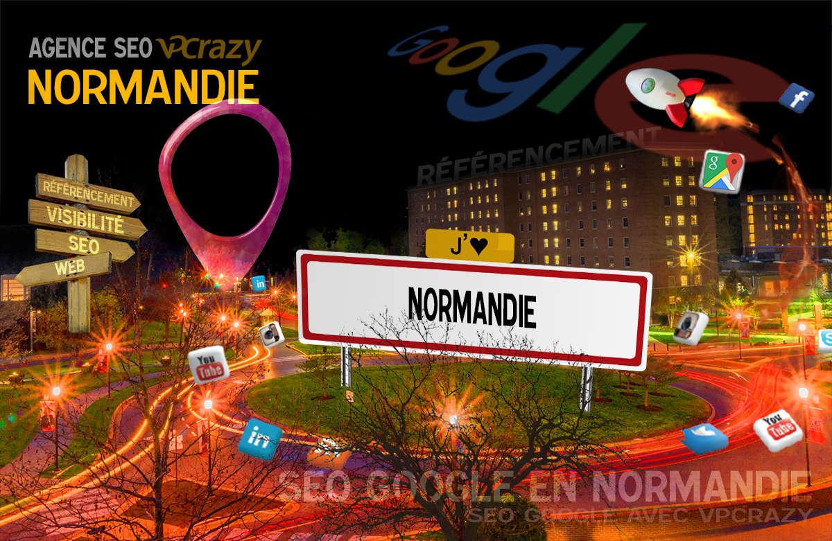 Référencement Internet Normandie
