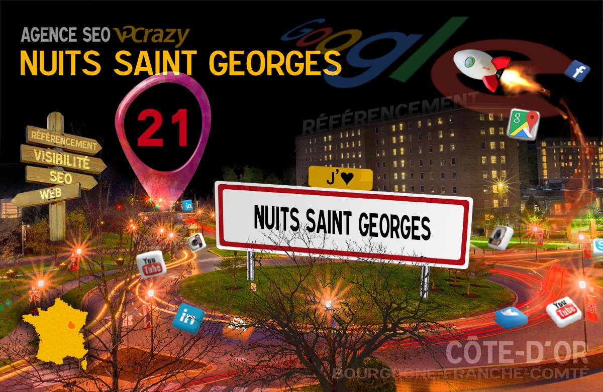 Référencement Internet Nuits-Saint-Georges