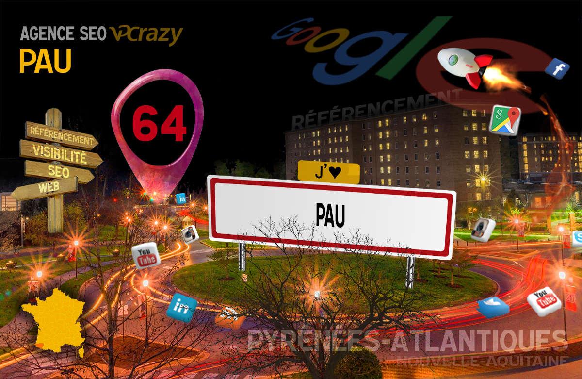 Référencement Internet Pau