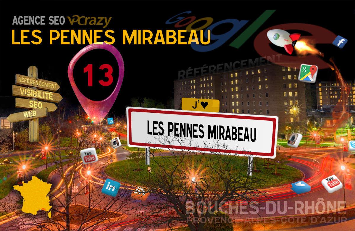 Référencement Internet Les Pennes-Mirabeau