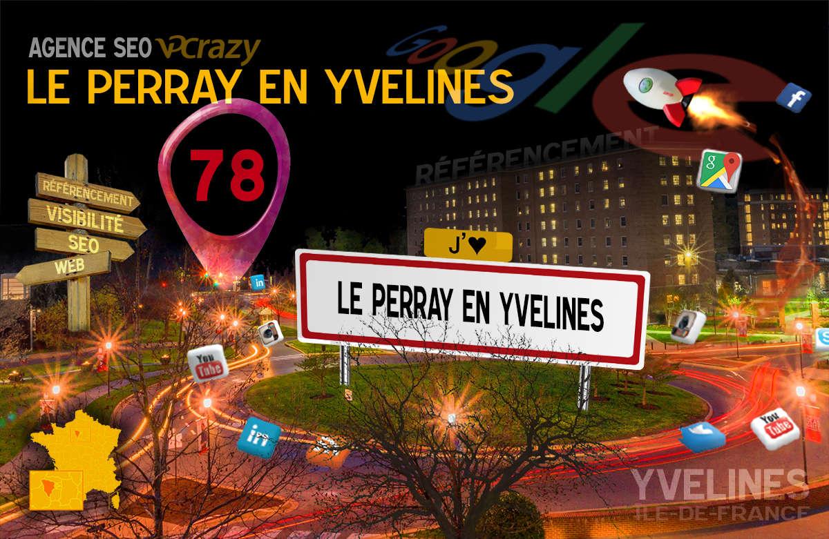 Référencement Internet Le Perray-en-Yvelines