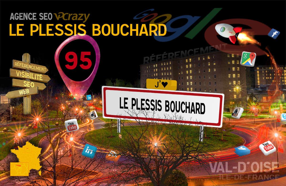 Référencement Internet Le Plessis-Bouchard
