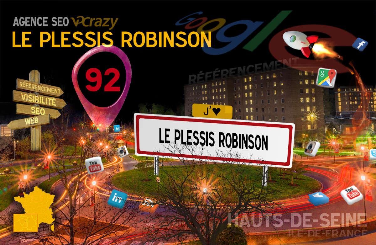 Référencement Internet Le Plessis-Robinson