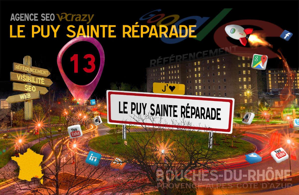 Référencement Internet Le Puy-Sainte-Réparade