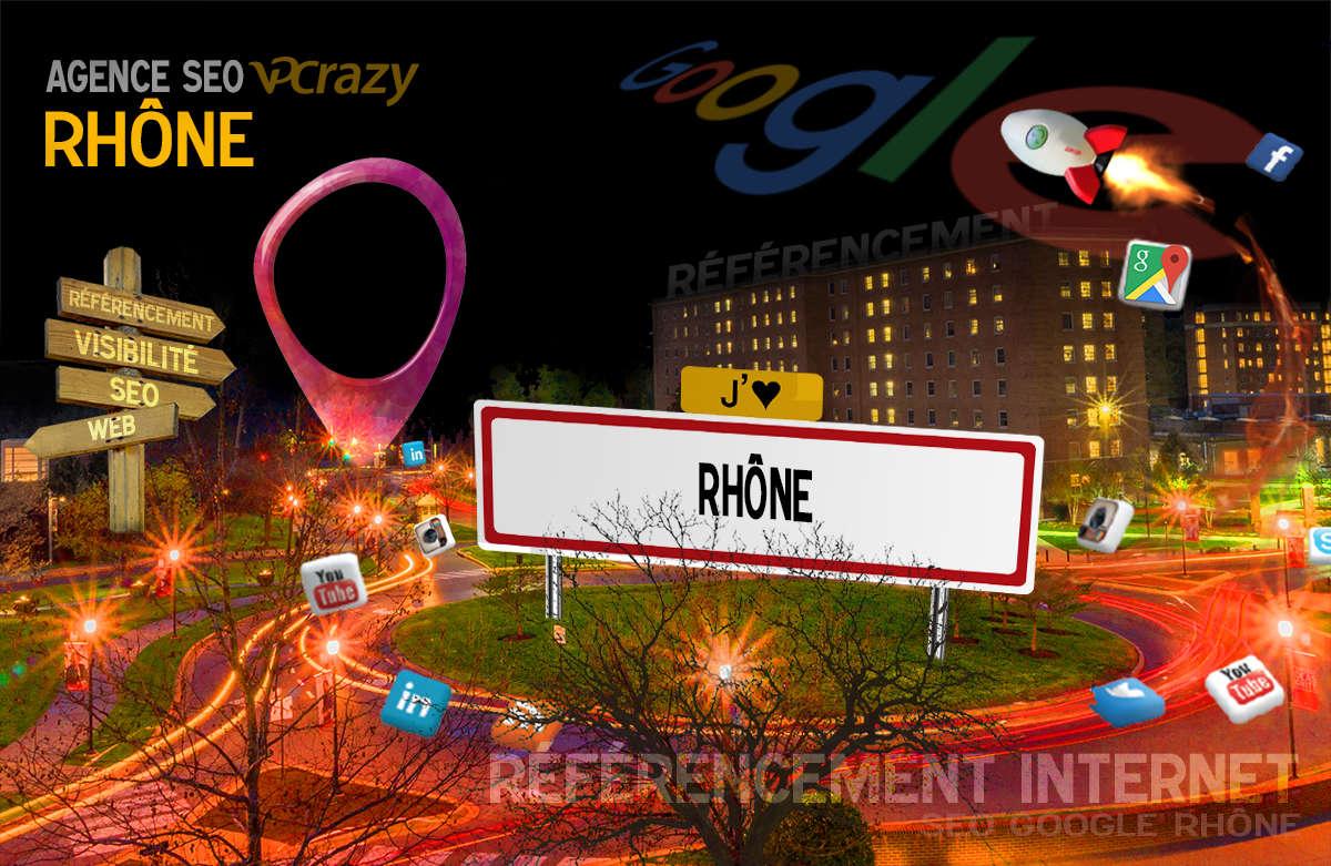 Référencement Internet Rhône