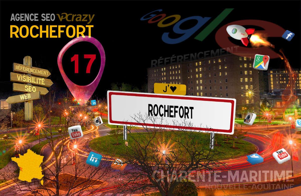 Référencement Internet Rochefort