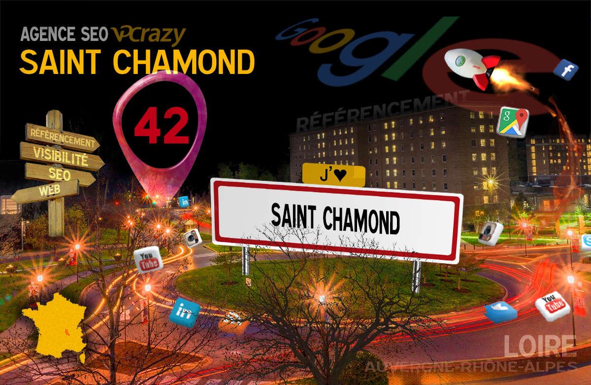 Référencement Internet Saint-Chamond