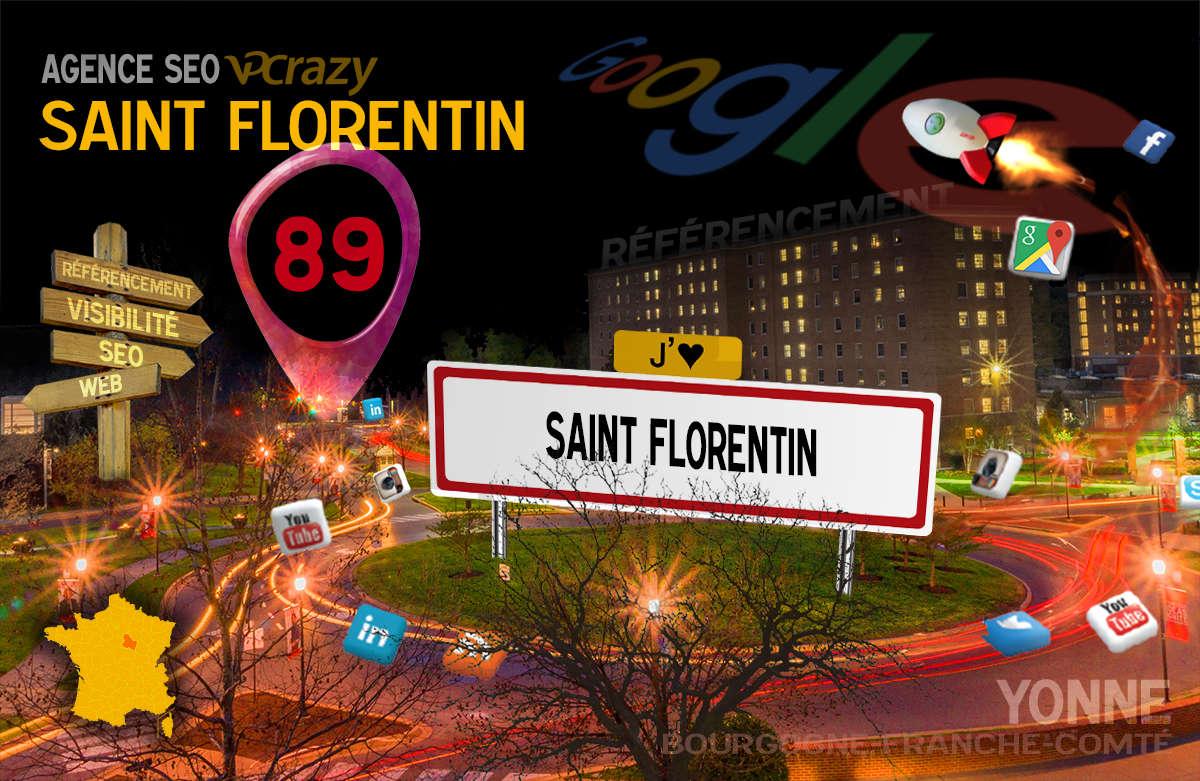 Référencement Internet Saint-Florentin